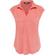 The North Face Inlux Mouwloos Shirt Dames rood